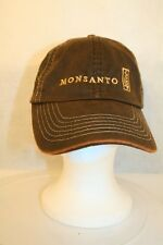 K-Products Monsanto Logo Baseball Dad Trucker Adjustable Cap Hat Agriculture