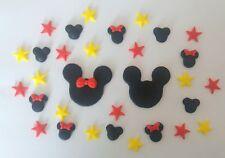 MINNIE, TOPOLINO E STELLA decorazioni per Torta (Topper per la corrispondenza nel mio Negozio eBay)