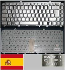 Qwerty Keyboard Spanish DELL Inspiron 1400 XPS M1330 4H.N9310.011 0NK750 Grey