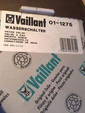 Vaillant 011275 Wasserschalter für MAG 400/12 XIP, MAG 400/12 XZ