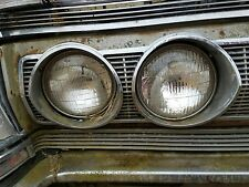 1967 67 Chrysler Imperial Right Chrome Headlight trim Bezel oem mopar