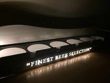 JOHN MARTIN'S Insegna luminosa Vintage in alluminio Birra Belgio Biere Beer Sign