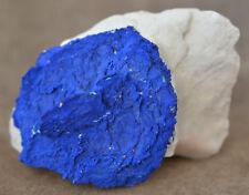 Gorgeous Deep Blue Azurite Sun Specimen Malbunka Northern Territory Australia