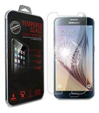 Tempered Glass Screen Protector LCD HD Premium Cleophobic Coated Glass Galaxy S6