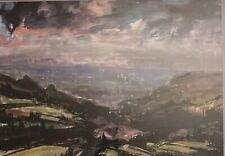 Northetn Artist Original Oil Painting Stephen Stringer Signed Framed