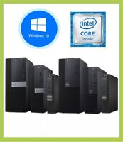 Dell OptiPlex 10 Pro 3000 5000 7000 Series SFF MT Micro 8GB 500GB PC Computer