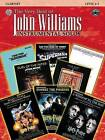 NEW The Very Best of John Williams: Clarinet, Book & CD