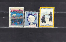 Japan - Lot Of Early Unused MH/OG Stamps (159JA)