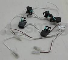 GRUPPO 4 MICROINTERRUTTORE ACCENSIONE PIANO COTTURA SMEG P64  CODICE 694490484