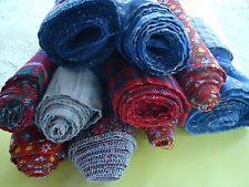 Lot Of Cotton Floral Fabric 10 PC Calico   - # 3