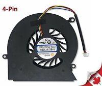MSI 16L1 16L2 16L3 GT62 GT62VR 6RE GT62VR 7RE CPU GPU FAN PABD19735BM-N322 4-Pin