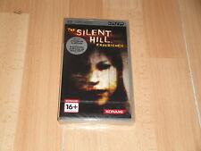THE SILENT HILL EXPERIENCE UMD VIDEO DE KONAMI PARA LA SONY PSP NUEVO PRECINTADO