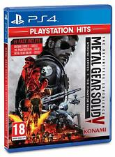 Metal Gear Solid V The Definitive Experience PShits PS4 (SP)