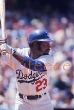 Jimmy Wynn LOS ANGELES DODGERS - 35mm Baseball Slide