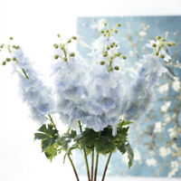 1PC 80CM Hyacinth Artificial Flower Plant Holiday Wedding Party Home Decor Gift
