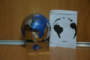 Magnetic World Globe Extraordinary Puzzle Gadget Originale