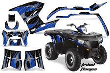 ATV Graphics Kit Decal Sticker Wrap For Polaris Sportsman 500/800 11-15 TF U K