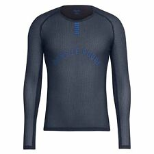 Rapha Cycling Base Layer S M L XXL Long Sleeve RCC Pro Team Blue Racing Blue