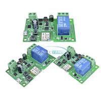 2/5/10PCS Sonoff WiFi Wireless Smart Switch Home Relay Module 5-12V Self-locking