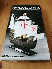 Heller Humbrol 80865 - 1/75 Santa Maria - Model Ship Kit