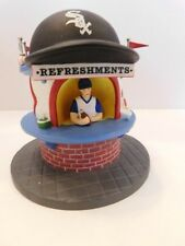 Dept 56 Heritage Village Chicago White Sox Refreshment Stand #59441 Mib