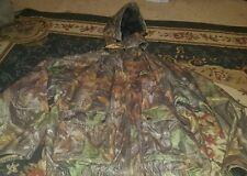 SCENT BLOCKER PLUS Advatage Timber CAMO HOOD JACKET MEN'S LARGE hunting