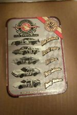 1996 Sports Marketing_Avon Metal NASCAR Cards in Collector's Tin