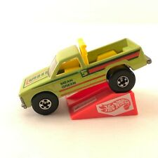 1982 Hot Wheels Color Racers #5 Mean Green Chevrolet S-10 Pickup Truck (Mint)