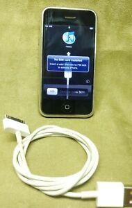 Apple iPhone 1st Generation - A1203 - 16GB - Black