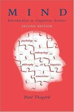 Mind: Introduction to Cognitive Science, , 2nd Edition-ExLibrary