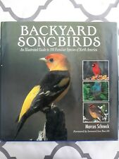 Backyard Songbirds Marcus Schenck