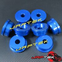 NEW! Solid Subframe Collars Bushings for Nissan S13 S14 S15 Silvia 180sx 200sx