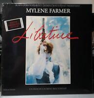 "Mylène Farmer 12"" Libertine (Bande Originale Du Clip) - 2018 - France - Scéllé"
