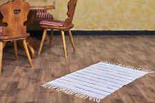 VOGLAUER Fleckerlteppich Flickenteppich Webteppich Teppich Läufer Handgewebt