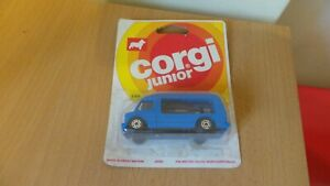 CORGI JUNIORS E98 MERCEDES MOBILE SHOP CARDED METTOY