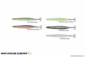 Savage Gear Seeker ISP Lures | *12g to 32g * | Bass Cod Sea Trout Salt Spinner