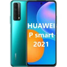 """Huawei P SMART 2021 4GB+128GB 6,67"""" Dual Sim CRUSH GREEN Smartphone NUOVO Italia"""