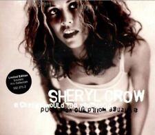 SHERYL CROW  CD single A CHANGE WOULD DO YOU GOOD