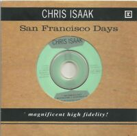 Chris Isaak - San Francisco Days 1993 CD single