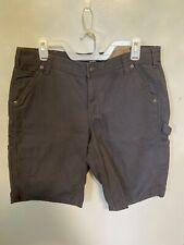 womens carhartt shorts