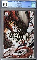 Venom #2 CGC 9.8 Kirkham TRADE Variant COVER A