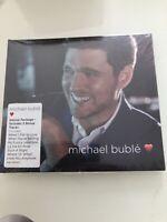 MICHAEL BUBLE Love (2018) Deluxe Edition 13-track CD album digipak NEW/SEALED ❤