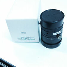 1PC VST SV-0813V Megapixel 8mm Fixed focal length C 2/3 chip industrial lens#SS