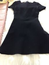 Women's & Other Stories Black Dress Size 8