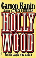Hollywood by Kanin, Garson Paperback Book The Cheap Fast Free Post