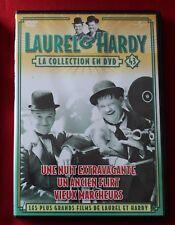 Laurel & Hardy, une nuit extravagante + 2 episodes, DVD N° 43