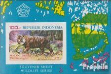 Indonesia Block25B (volledige uitgave) postfris MNH 1977 Conservation