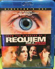 Requiem For A Dream Blu-ray Director's Cut Jared Leto Jennifer Connelly Burstyn