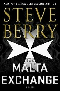 The Malta Exchange - Very Good Book Steve Berry