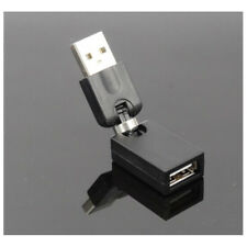1pcs USB 2.0 Male to Female Right Angled 90 Degree Adapter